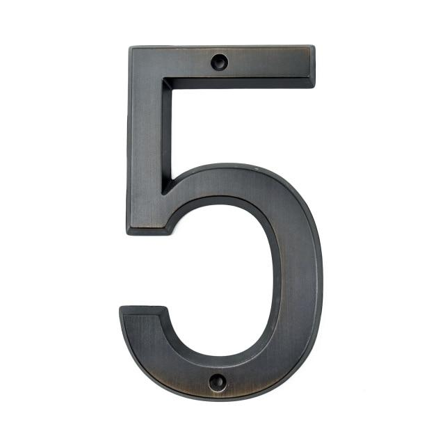 Brea - The house number - Silky decor