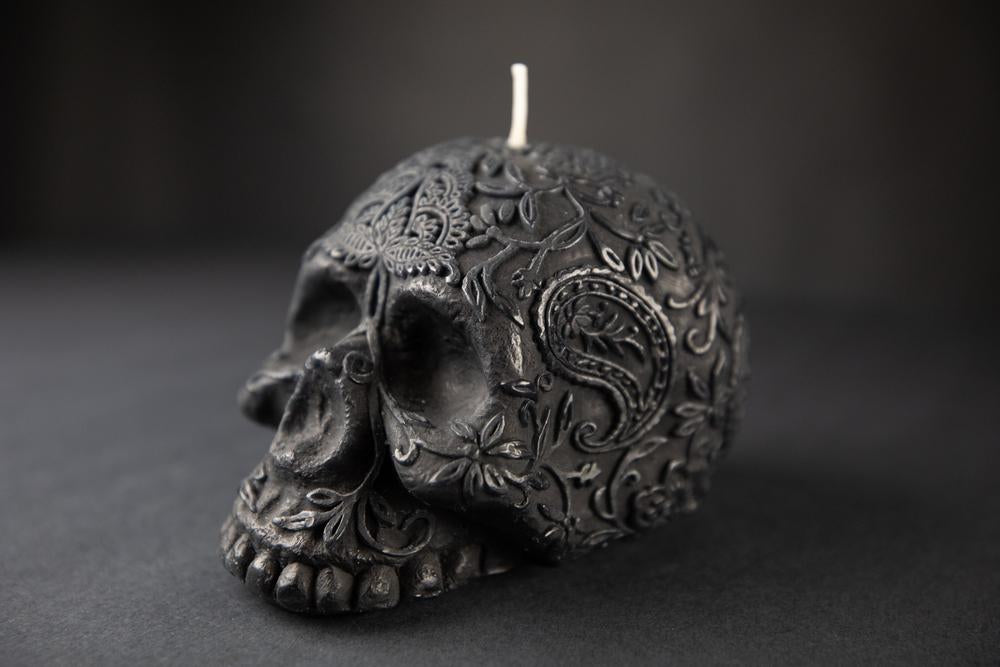 Decorated Skull