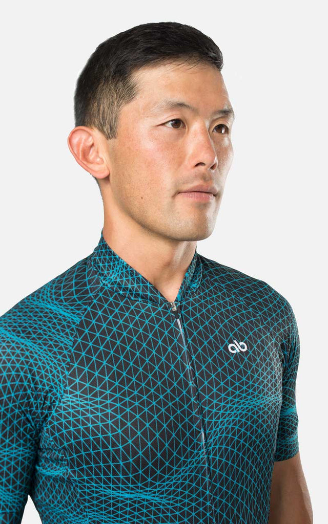 GeoWave™ Men's Jersey - Apparel - ABLOC