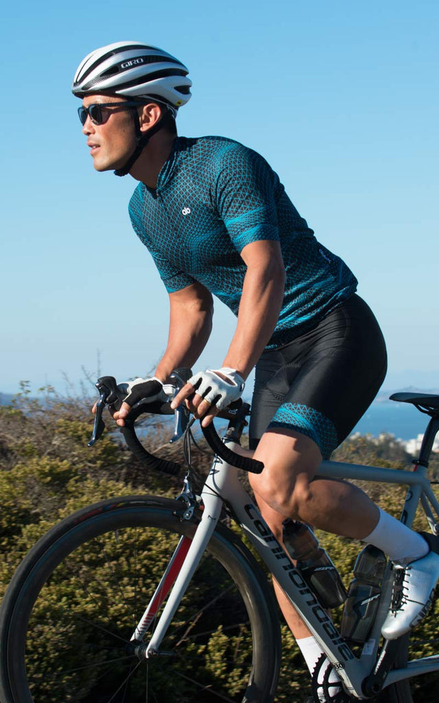 GeoWave™ Men's Bib Short - Apparel - ABLOC