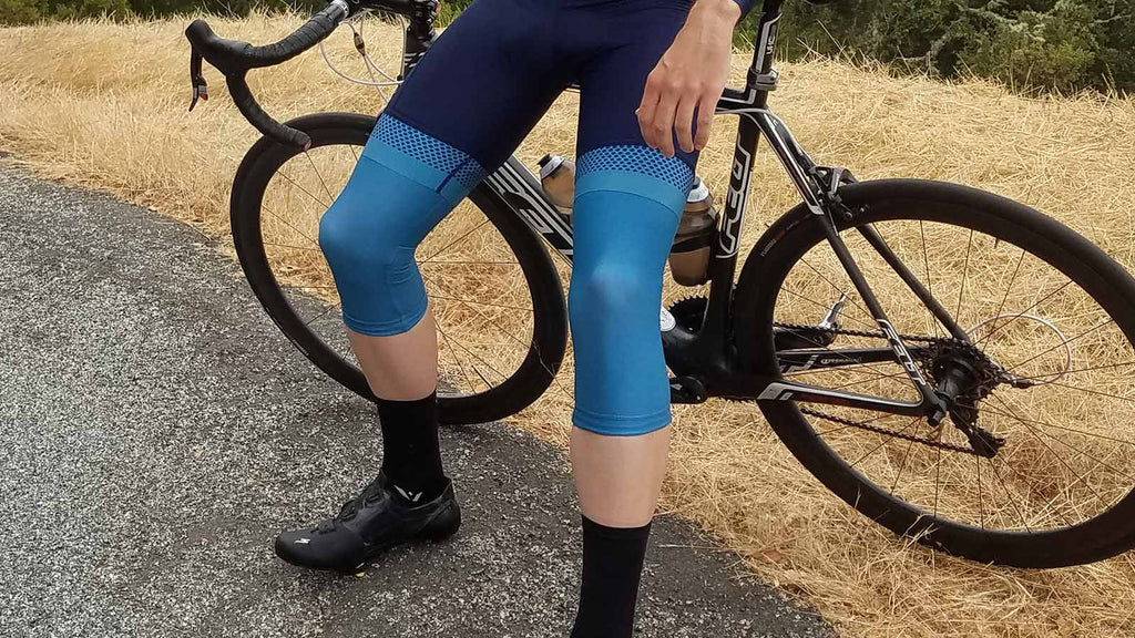 Nest DotFade Knee Warmers