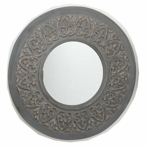 Grey Wash Mirror