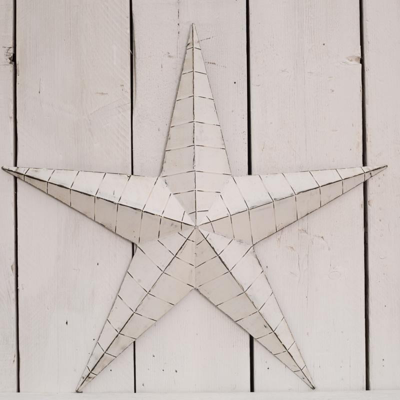Large Metal Barn Star