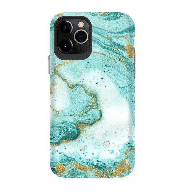 Blu Element - Mist 2X Fashion Fashion Case Sea Foam Green Matte for iPhone 11 Pro - Beyond Wireless Inc. Canada