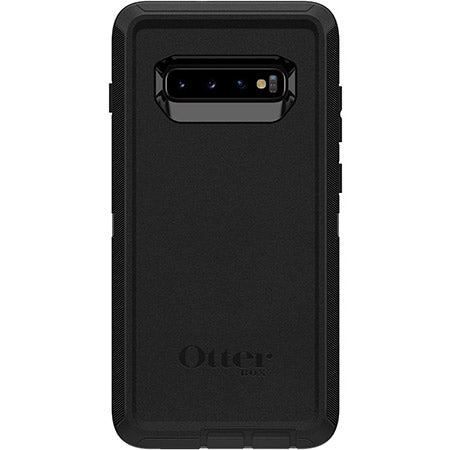 Otterbox Defender - Samsung Galaxy S10+ (Black) - Beyond Wireless Inc. Canada