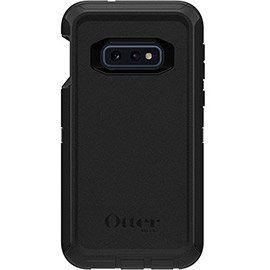 Otterbox Defender- Samsung Galaxy S10e (Black) - Beyond Wireless Inc. Canada