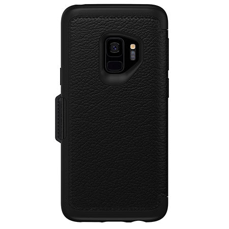 Otterbox Strada Folio - Samsung Galaxy S9 (Black) - Beyond Wireless Inc. Canada