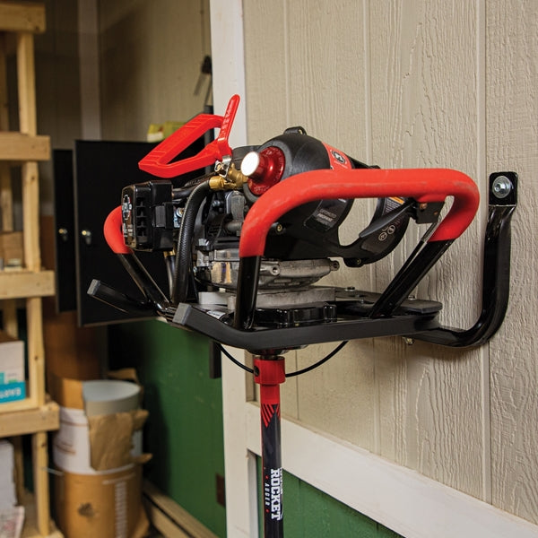 Universal Wall Mount Auger Rack