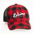 Buffalo Plaid Trucker Cap