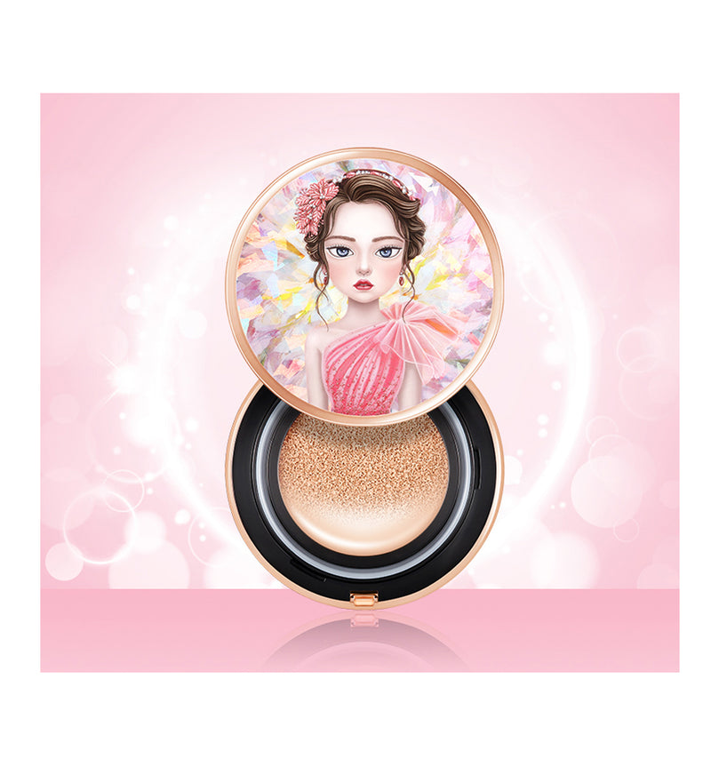 BEAUTY PEOPLE Absolute Lofty Girl Green Herb Cover Cushion Foundation