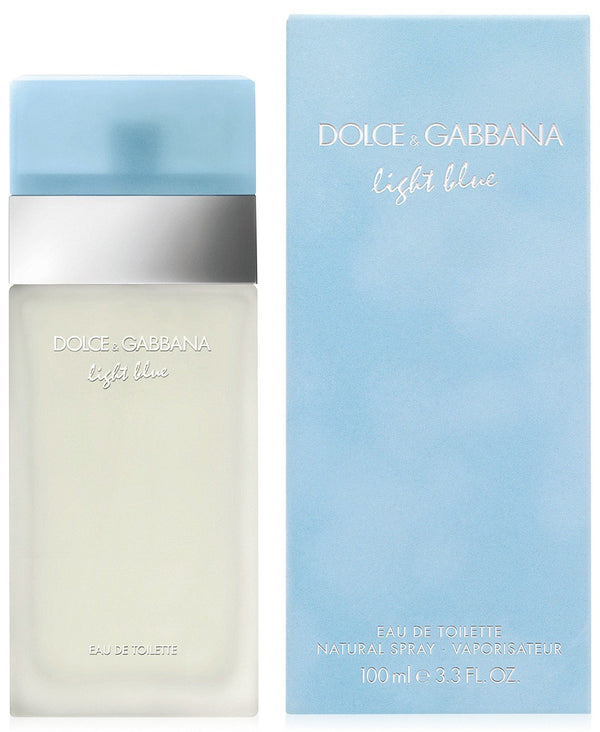 DOLCE&GABBANA Light Blue Eau de Toilette.