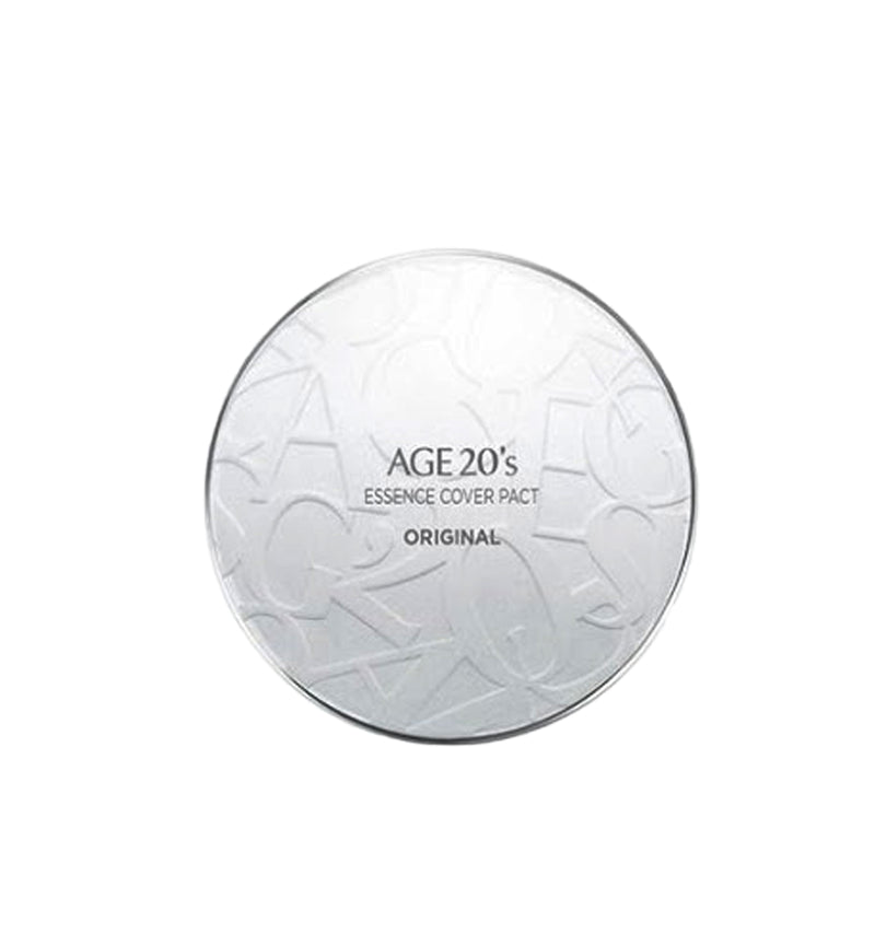 AGE 20'S ESSENCE COVER PACT ORIGINAL WHITE LATTE+ REFILL.