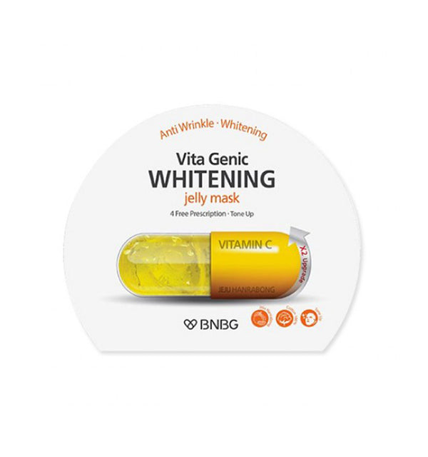 BNBG VITA GENIC JELLY MASK WHITENING.