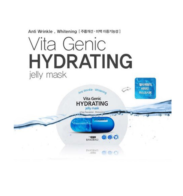 BNBG Vita Hydrating Jelly Mask.