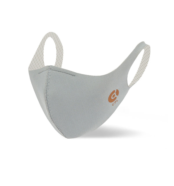 Copperline Mask Light Grey