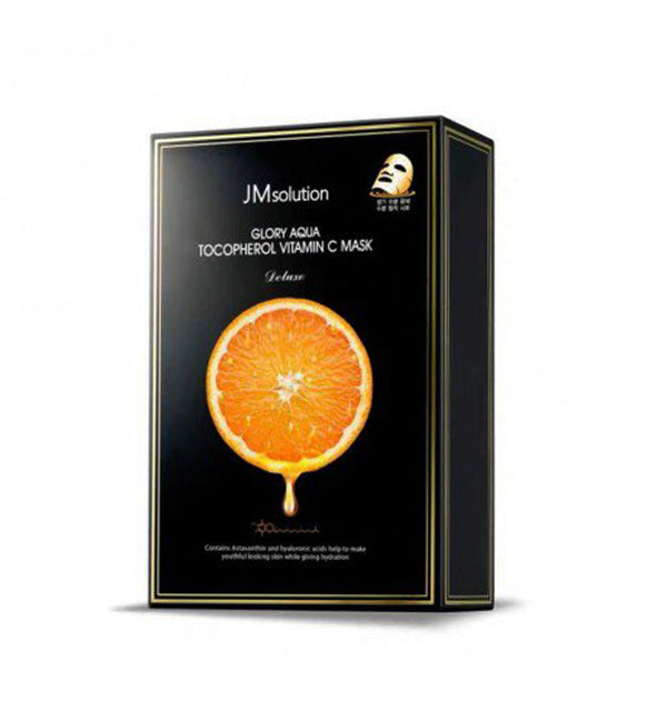 JM SOLUTION Tocopherol Vitamin C Mask
