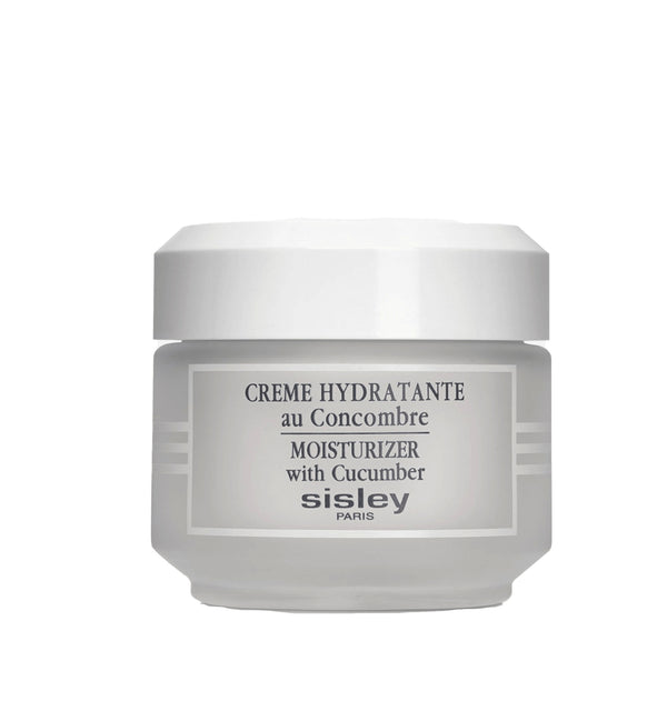 SISLEY Moisturizer with Cucumber.
