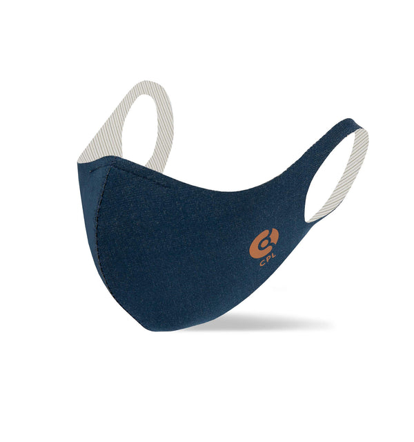 Copperline Mask Indigo Navy