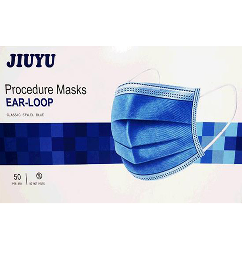 3-Ply Surgical Mask(LEVEL 1) 50 ct.