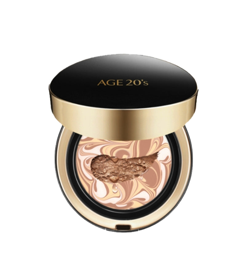 AGE 20'S SIGNATURE ESSENCE COVER PACT INTENSE COVER + REFILL.