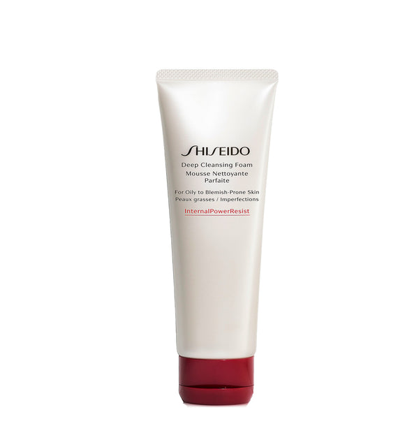SHISEIDO Deep Cleansing Foam.
