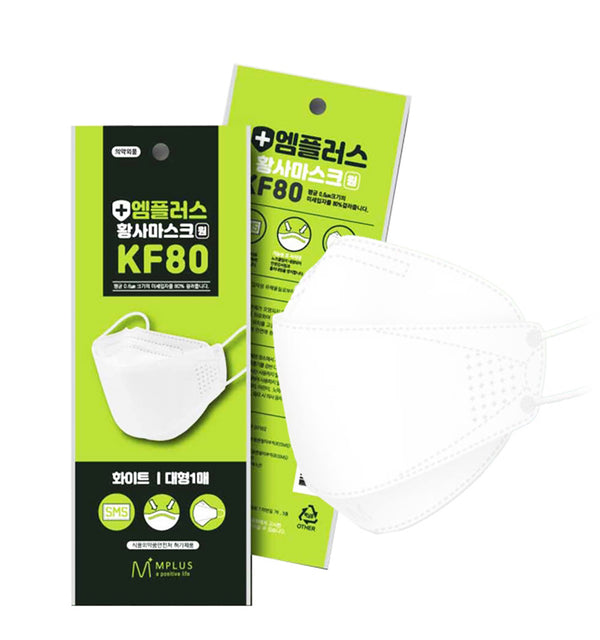 KF80 ANTI VIRAL MASK(MPLUS - SUMMER MASK).
