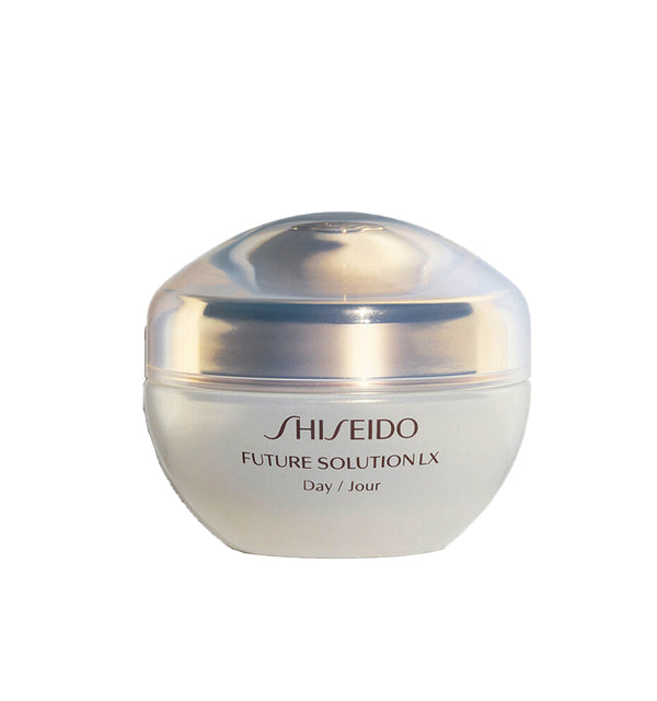 SHISEIDO Future Solution LX Total Protective Cream SPF 20.