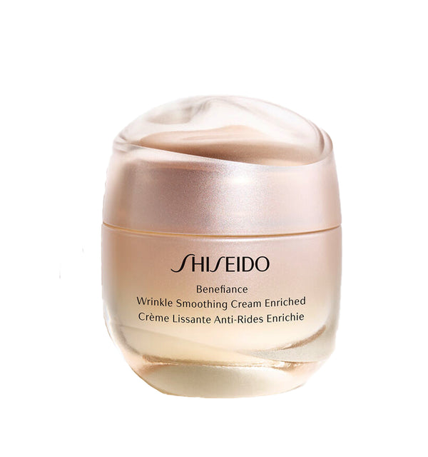 SHISEIDO Benefiance Wrinkle Smoothing Cream.