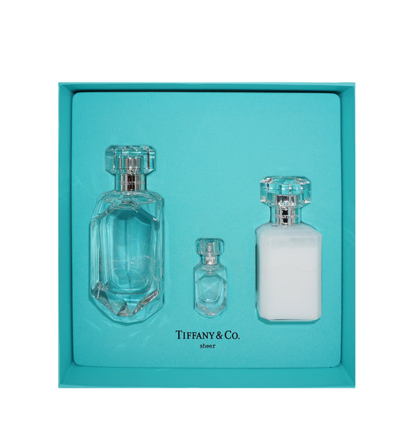 Tiffany & Co. 3-Pc. Tiffany Eau de Parfum Gift Set.