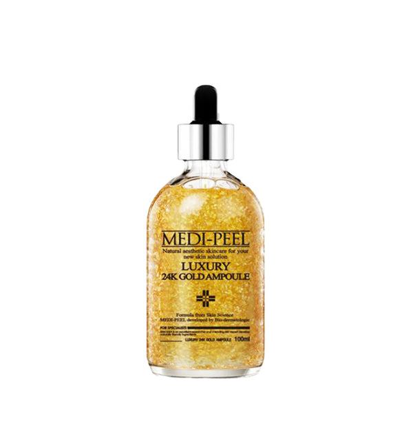 MEDI-PEEL Luxury 24K Gold Ampoule.