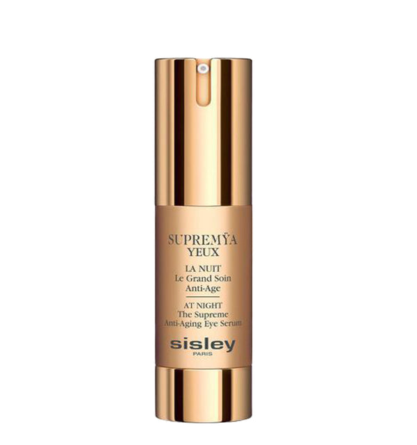 SISLEY Supremÿa Yeux At Night The Supreme Anti-Aging Eye Serum.