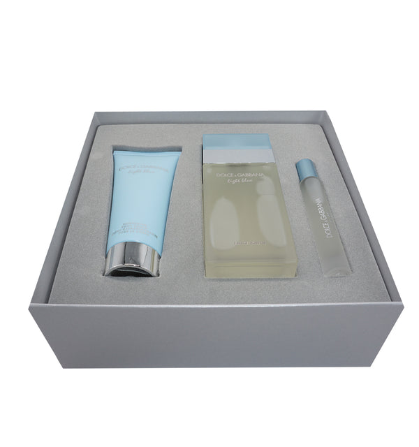 Dolce & Gabbana Light Blue Perfume GIFT SET.