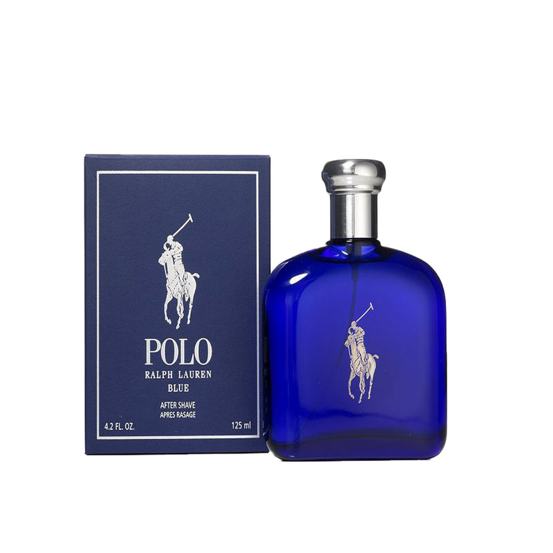 Ralph Lauren Men's Polo Blue After Shave Splash.