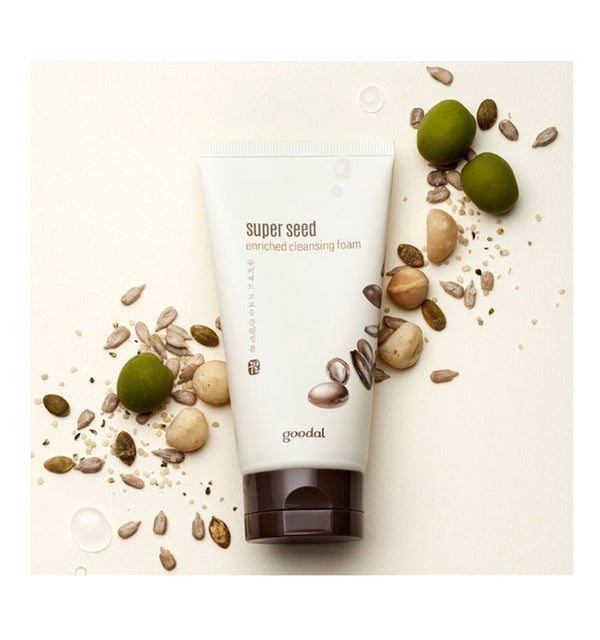 GOODAL Super Seed Enriched Cleansing Foam