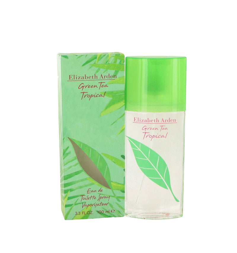 Elizabeth Arden Green Tea Tropical Eau De Toilette Spray.