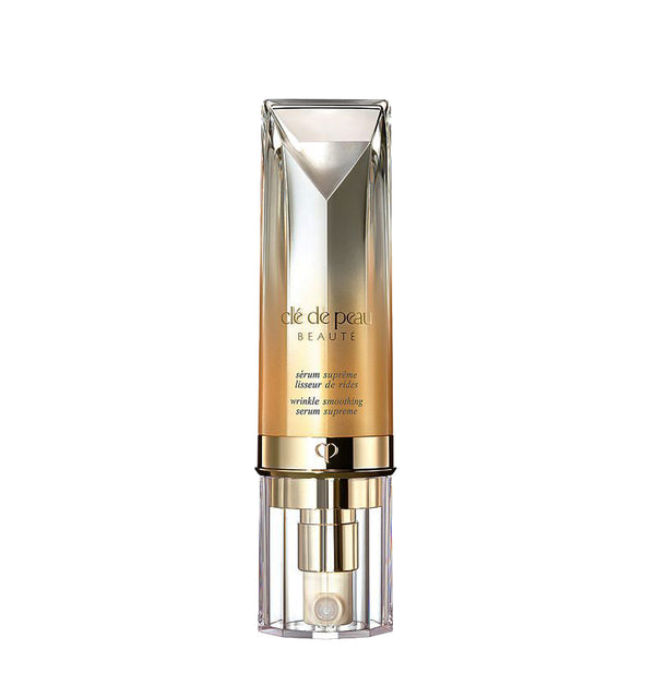 Clé de Peau Beauté Wrinkle Smoothing Serum Supreme.