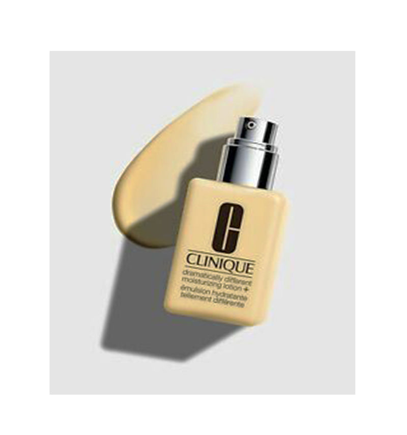 CLINIQUE Dramatically Different Moisturizing Lotion+.
