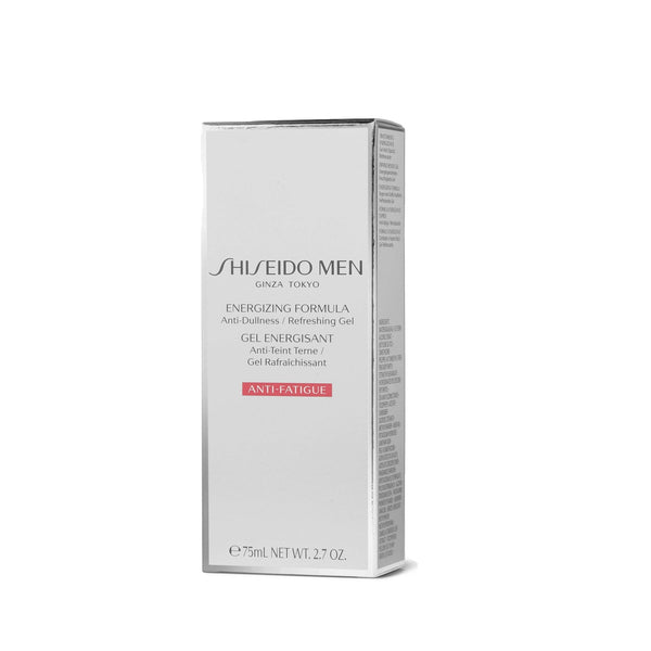 Shiseido men energizing Formula Gel.