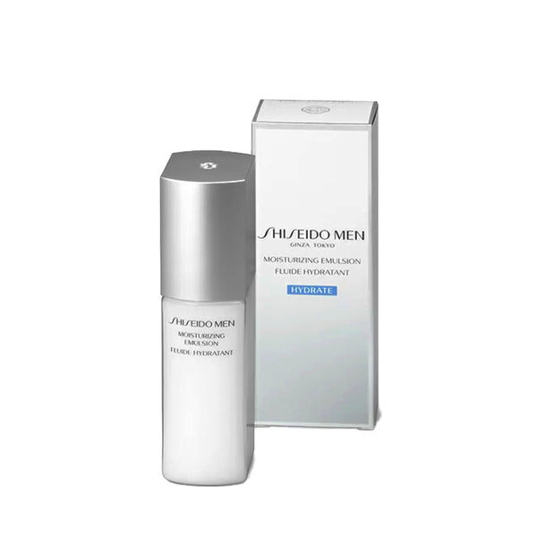 Shiseido MEN Moisturizing Emulsion.