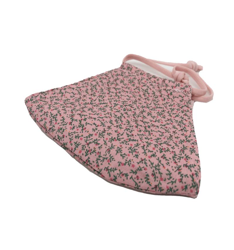RAYON FLORAL Cool Summer Mask(PINK).