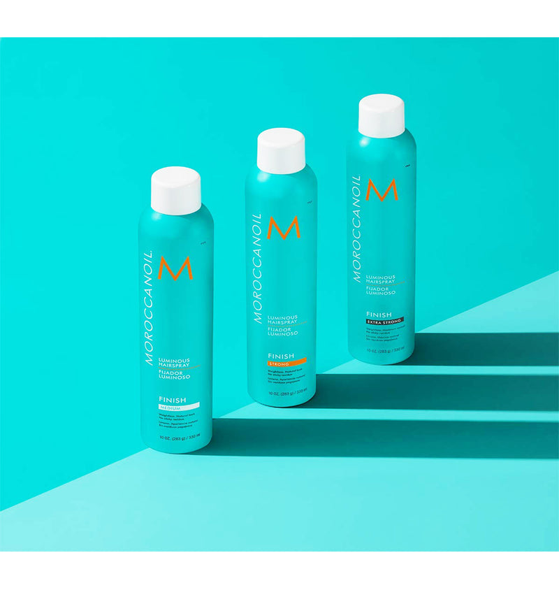 Moroccanoil Luminous Hairspray Medium.