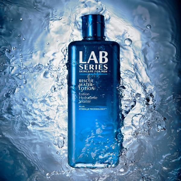 LAB SERIES RESCUE WATER LOTION.
