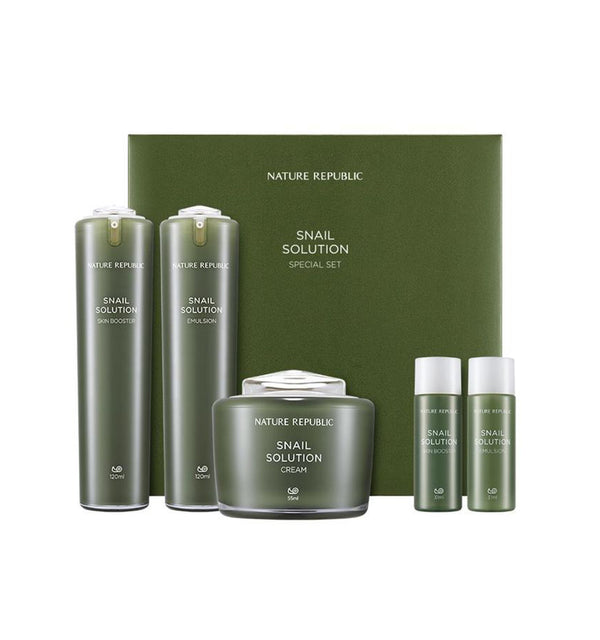 NATURE REPUBLIC SNAIL SPECIAL SET