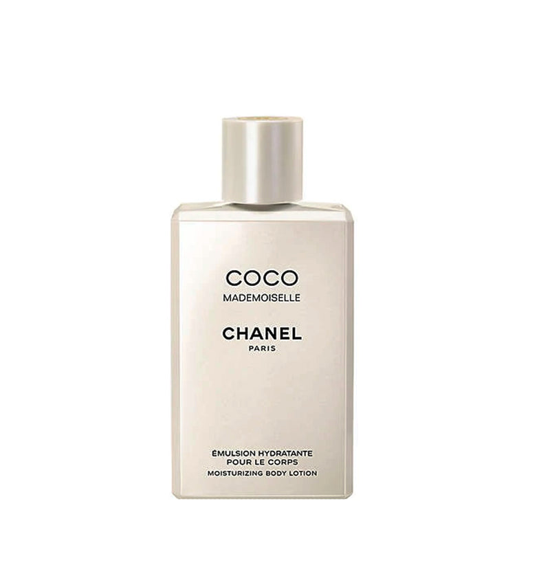 CHANEL COCO MADEMOISELLE Moisturizing Body Lotion.