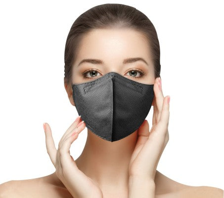 KF94 Breathe Easier Mask(NEOMED - BLACK).