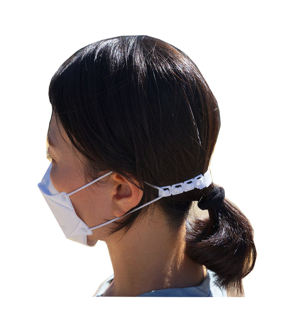 EAR FREE MASK STRAP(NO EAR PAIN FROM MASK).