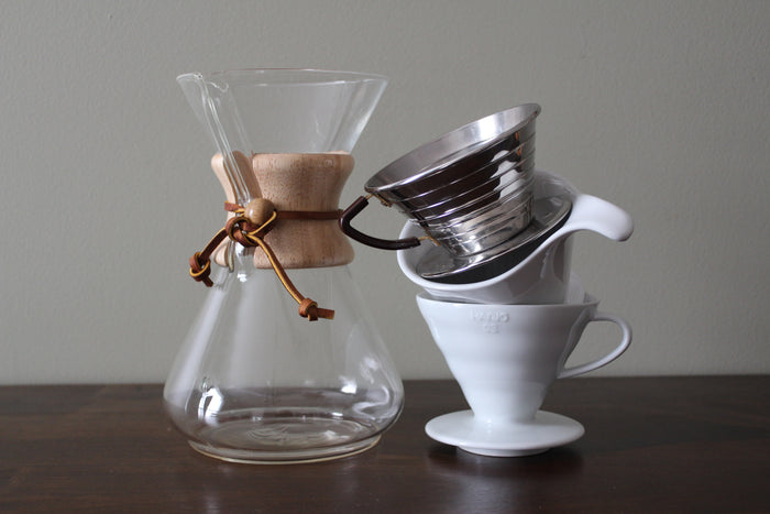 A Case For Manual Coffee Brewing
