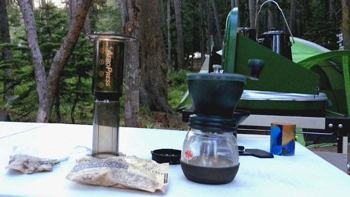 The Best Coffee You Can Make While Camping