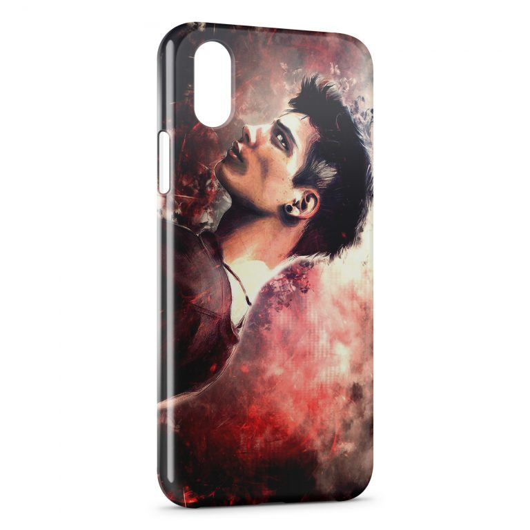 coque iphone 12 devil may cry