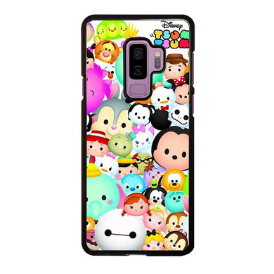 coque custodia cover fundas hoesjes j3 J5 J6 s20 s10 s9 s8 s7 s6 s5 plus edge D21779 DISNEY TSUM TSUM #4 Samsung Galaxy S9 Plus Case
